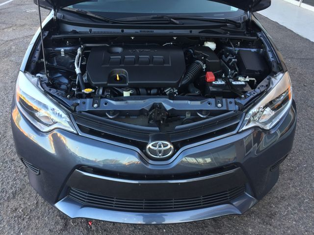 2016 Toyota Corolla LE FULL MANUFACTURER WARRANTY Mesa, Arizona 8