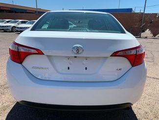2016 Toyota Corolla LE 5 YEAR/60,000 FACTORY POWERTRAIN WARRANTY Mesa, Arizona 3