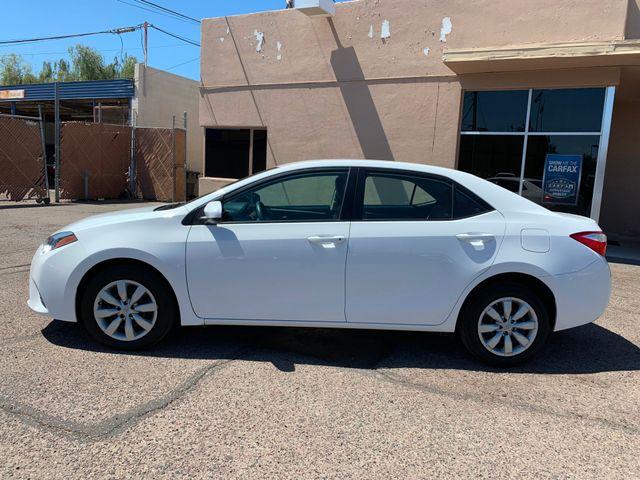 2016 Toyota Corolla LE 5 YEAR/60,000 FACTORY POWERTRAIN WARRANTY Mesa, Arizona 1