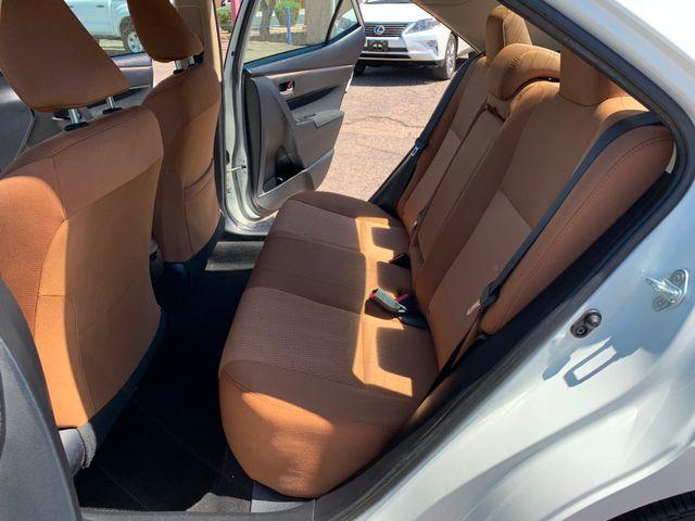 2016 Toyota Corolla LE 5 YEAR/60,000 FACTORY POWERTRAIN WARRANTY Mesa, Arizona 10