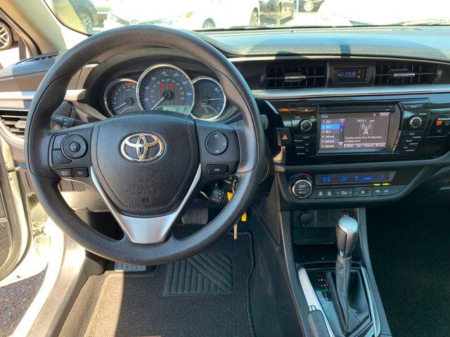 2016 Toyota Corolla LE 5 YEAR/60,000 FACTORY POWERTRAIN WARRANTY Mesa, Arizona 14