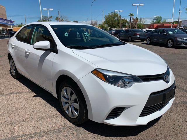 2016 Toyota Corolla LE 5 YEAR/60,000 FACTORY POWERTRAIN WARRANTY Mesa, Arizona 6