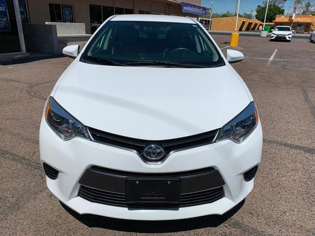 2016 Toyota Corolla LE 5 YEAR/60,000 FACTORY POWERTRAIN WARRANTY Mesa, Arizona 7