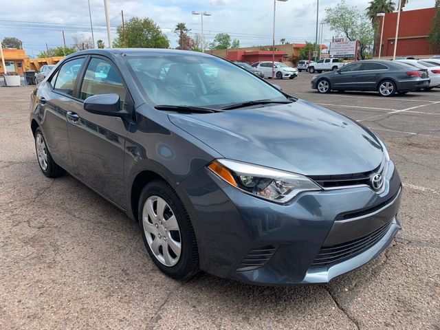 2016 Toyota Corolla LE 5 YEAR/60,000 MILE NATIONAL POWERTRAIN WARRANTY Mesa, Arizona 6