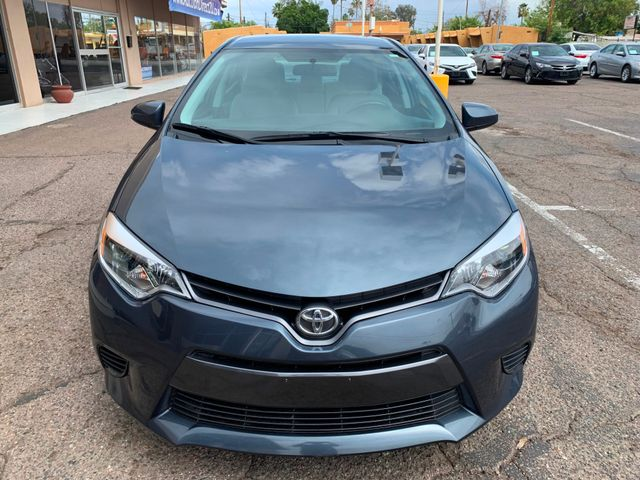 2016 Toyota Corolla LE 5 YEAR/60,000 MILE NATIONAL POWERTRAIN WARRANTY Mesa, Arizona 7