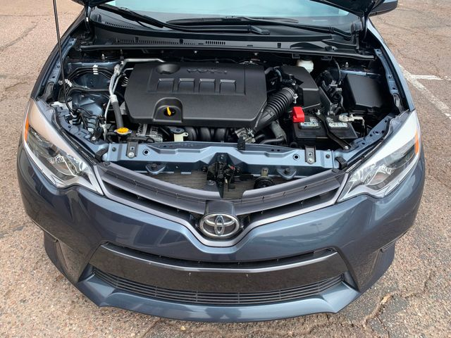2016 Toyota Corolla LE 5 YEAR/60,000 MILE NATIONAL POWERTRAIN WARRANTY Mesa, Arizona 8