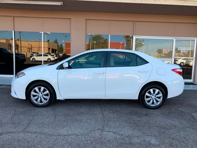 2016 Toyota Corolla LE 5 YEAR/60,000 MILE FACTORY POWERTRAIN WARRANTY Mesa, Arizona 1
