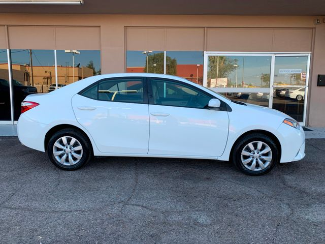 2016 Toyota Corolla LE 5 YEAR/60,000 MILE FACTORY POWERTRAIN WARRANTY Mesa, Arizona 5
