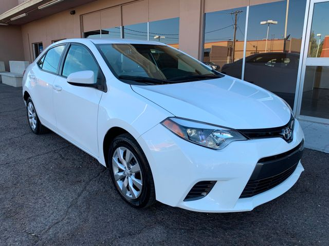 2016 Toyota Corolla LE 5 YEAR/60,000 MILE FACTORY POWERTRAIN WARRANTY Mesa, Arizona 6