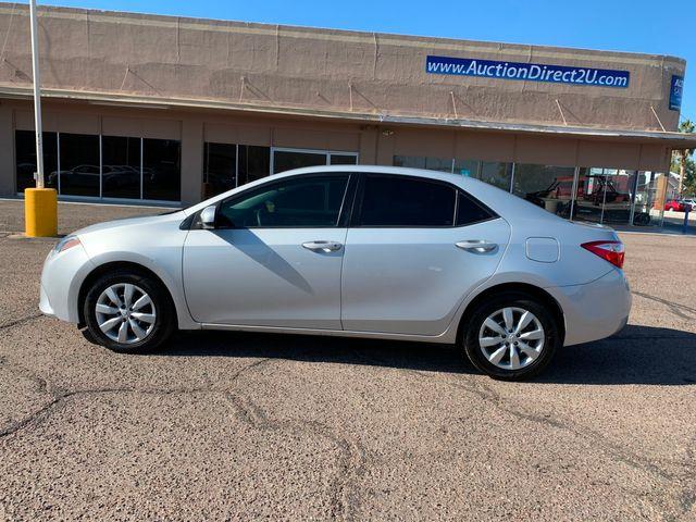2016 Toyota Corolla LE  5 YEAR/60,000 MILE FACTORY POWERTRAIN WARRANTY Mesa, Arizona 1