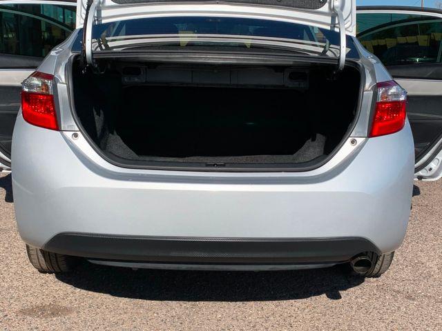 2016 Toyota Corolla LE  5 YEAR/60,000 MILE FACTORY POWERTRAIN WARRANTY Mesa, Arizona 11