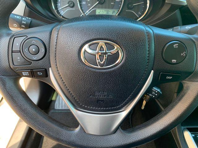 2016 Toyota Corolla LE  5 YEAR/60,000 MILE FACTORY POWERTRAIN WARRANTY Mesa, Arizona 15