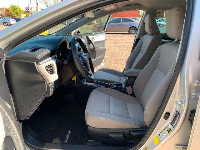 2016 Toyota Corolla LE  5 YEAR/60,000 MILE FACTORY POWERTRAIN WARRANTY Mesa, Arizona 9