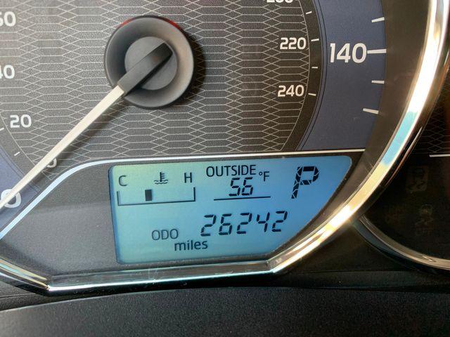 2016 Toyota Corolla LE  5 YEAR/60,000 MILE FACTORY POWERTRAIN WARRANTY Mesa, Arizona 19