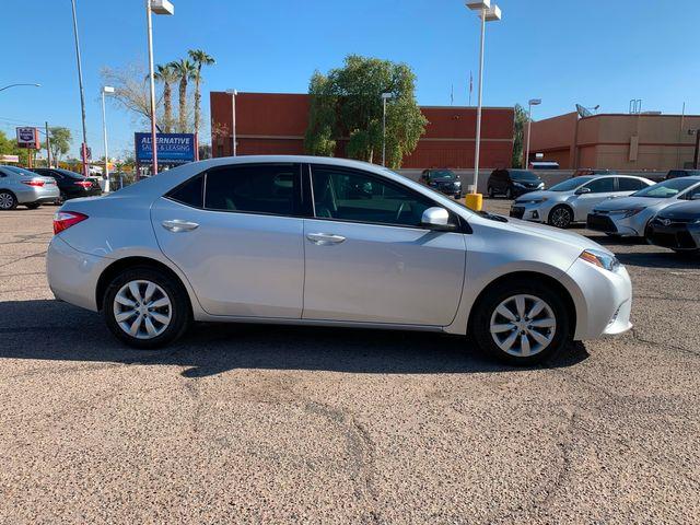 2016 Toyota Corolla LE  5 YEAR/60,000 MILE FACTORY POWERTRAIN WARRANTY Mesa, Arizona 5