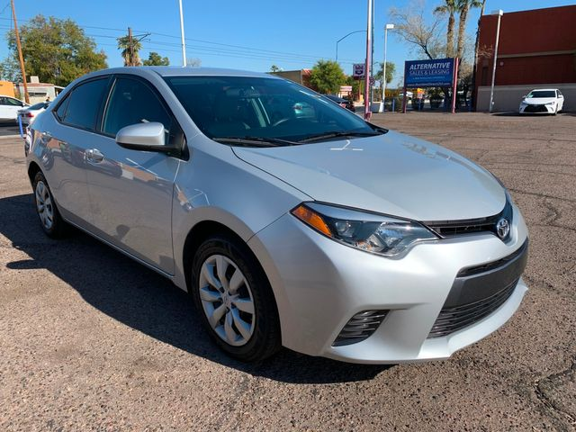 2016 Toyota Corolla LE  5 YEAR/60,000 MILE FACTORY POWERTRAIN WARRANTY Mesa, Arizona 6