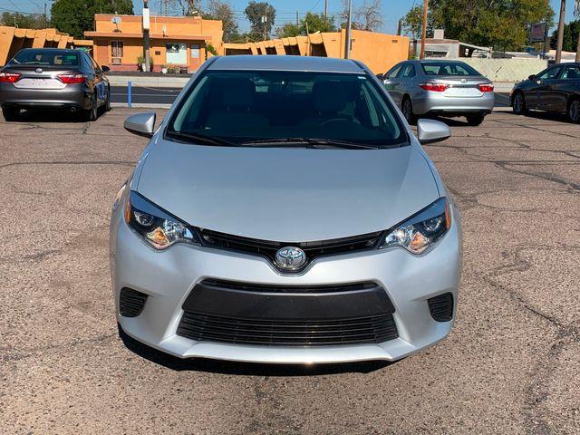 2016 Toyota Corolla LE  5 YEAR/60,000 MILE FACTORY POWERTRAIN WARRANTY Mesa, Arizona 7
