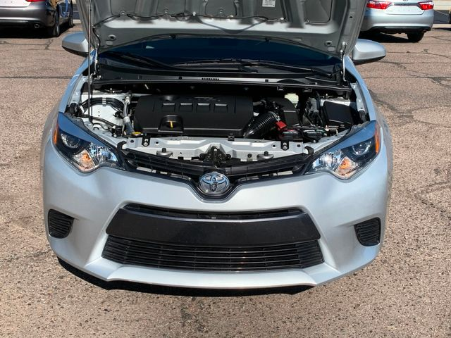 2016 Toyota Corolla LE  5 YEAR/60,000 MILE FACTORY POWERTRAIN WARRANTY Mesa, Arizona 8
