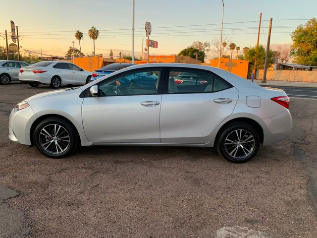 2016 Toyota Corolla Le Plus 5 YEAR/60,000 MILE FACTORY POWERTRAIN WARRANTY Mesa, Arizona 1
