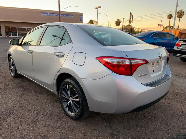2016 Toyota Corolla Le Plus 5 YEAR/60,000 MILE FACTORY POWERTRAIN WARRANTY Mesa, Arizona 2