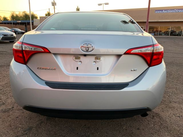 2016 Toyota Corolla Le Plus 5 YEAR/60,000 MILE FACTORY POWERTRAIN WARRANTY Mesa, Arizona 3