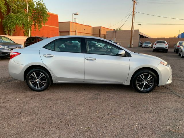 2016 Toyota Corolla Le Plus 5 YEAR/60,000 MILE FACTORY POWERTRAIN WARRANTY Mesa, Arizona 5