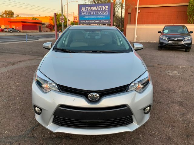 2016 Toyota Corolla Le Plus 5 YEAR/60,000 MILE FACTORY POWERTRAIN WARRANTY Mesa, Arizona 7