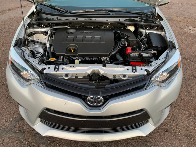 2016 Toyota Corolla Le Plus 5 YEAR/60,000 MILE FACTORY POWERTRAIN WARRANTY Mesa, Arizona 8
