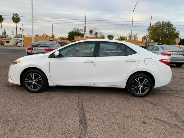 2016 Toyota Corolla LE Plus 5 YEAR/60,000 MILE NATIONAL POWERTRAIN WARRANTY Mesa, Arizona 1