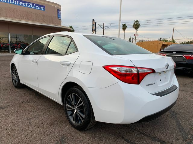 2016 Toyota Corolla LE Plus 5 YEAR/60,000 MILE NATIONAL POWERTRAIN WARRANTY Mesa, Arizona 2