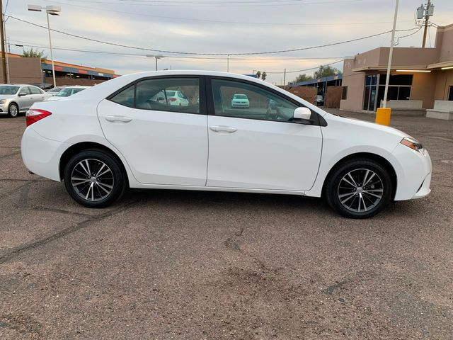 2016 Toyota Corolla LE Plus 5 YEAR/60,000 MILE NATIONAL POWERTRAIN WARRANTY Mesa, Arizona 5