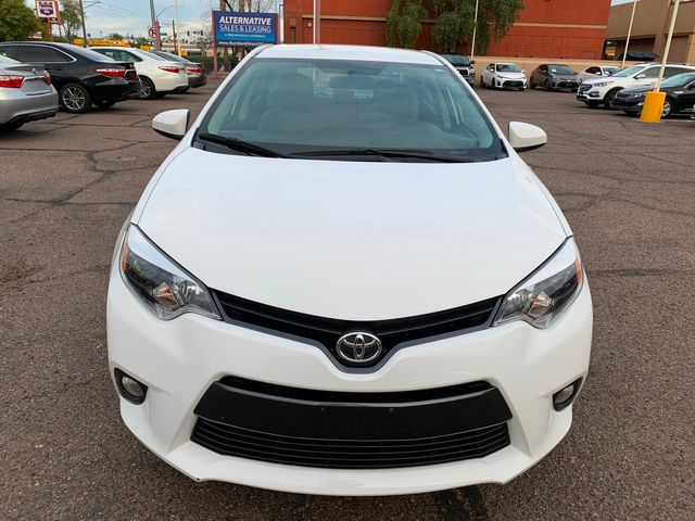 2016 Toyota Corolla LE Plus 5 YEAR/60,000 MILE NATIONAL POWERTRAIN WARRANTY Mesa, Arizona 7