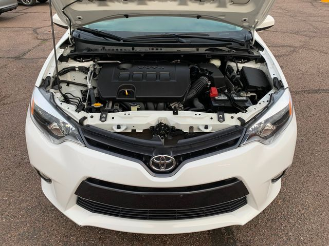 2016 Toyota Corolla LE Plus 5 YEAR/60,000 MILE NATIONAL POWERTRAIN WARRANTY Mesa, Arizona 8