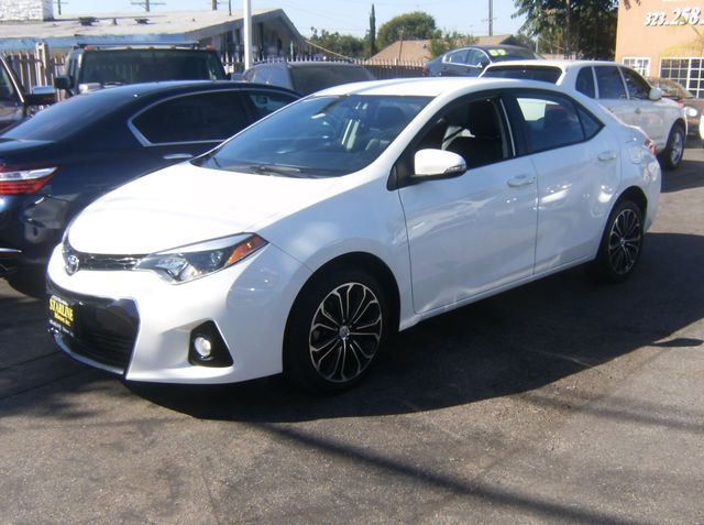 2016 Toyota Corolla S Los Angeles, CA