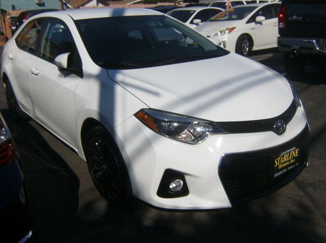 2016 Toyota Corolla S Los Angeles, CA 4
