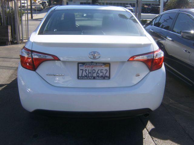 2016 Toyota Corolla S Los Angeles, CA 5