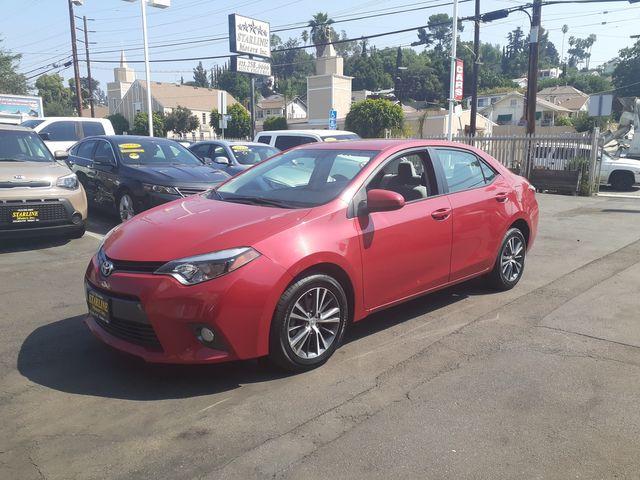 2016 Toyota Corolla LE Los Angeles, CA