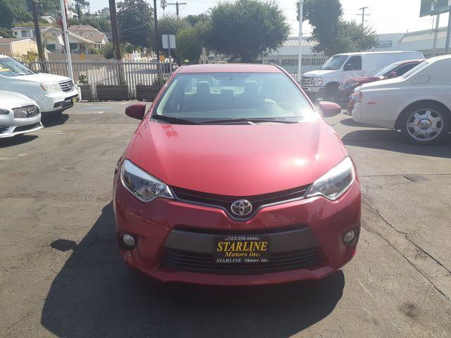 2016 Toyota Corolla LE Los Angeles, CA 1