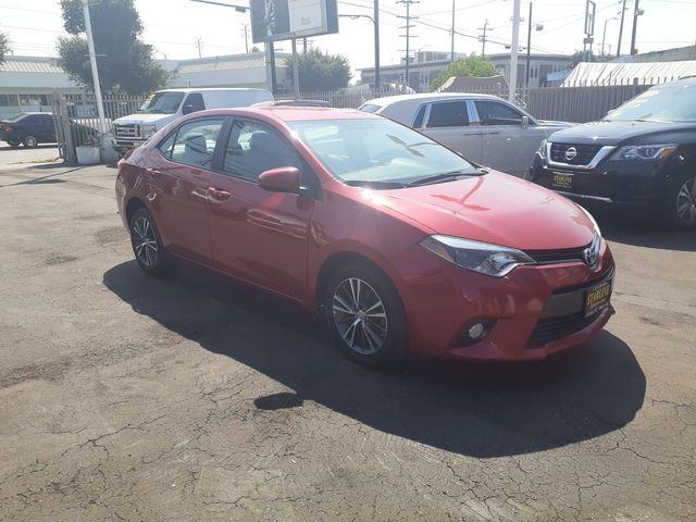 2016 Toyota Corolla LE Los Angeles, CA 5