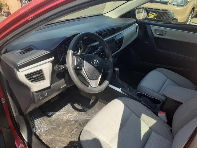 2016 Toyota Corolla LE Los Angeles, CA 2