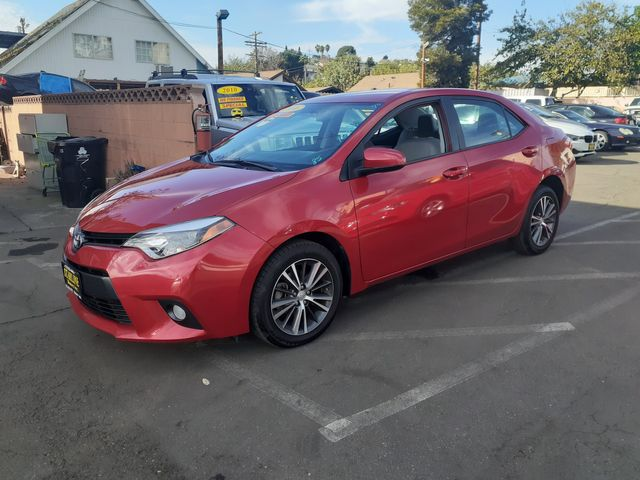 2016 Toyota Corolla LE Plus Los Angeles, CA