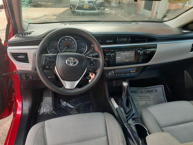 2016 Toyota Corolla LE Plus Los Angeles, CA 9