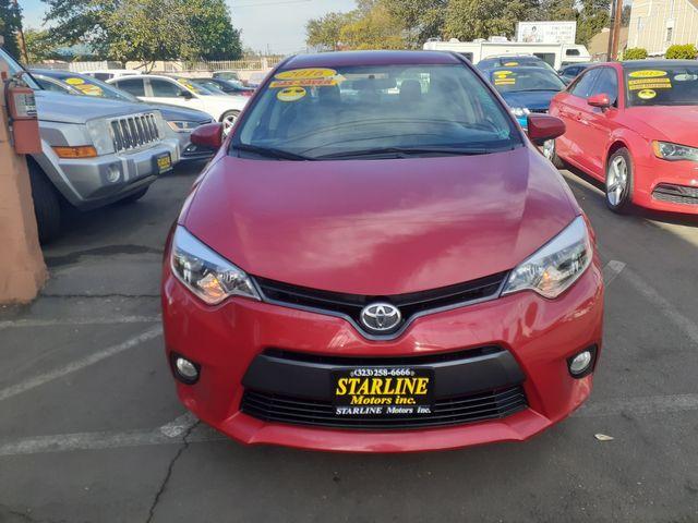 2016 Toyota Corolla LE Plus Los Angeles, CA 1