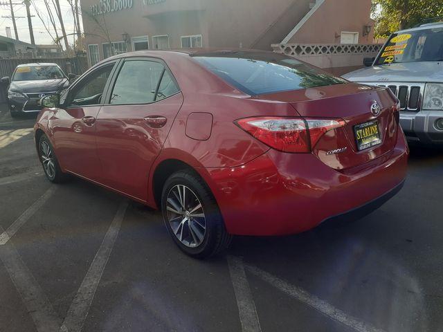 2016 Toyota Corolla LE Plus Los Angeles, CA 8