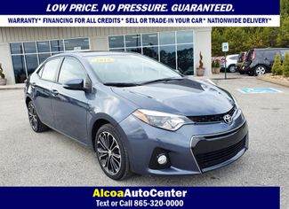 2016 Toyota Corolla S Plus 6-Speed w/Navigation in Louisville, TN 37777