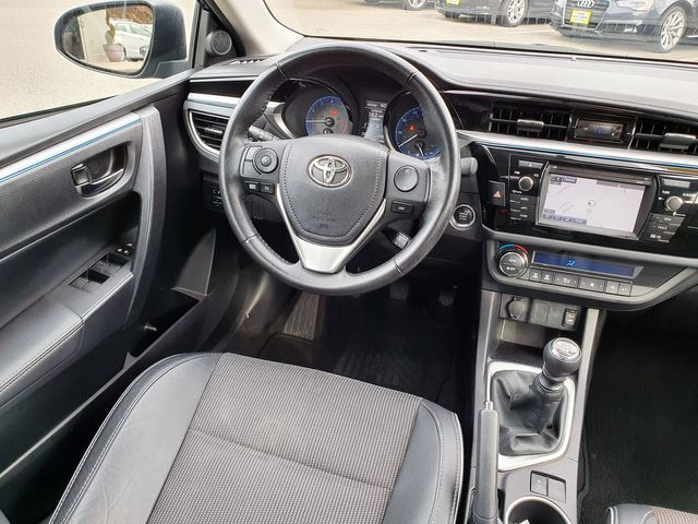 2016 Toyota Corolla S Plus 6-Speed w/Navigation in Louisville, TN 37777