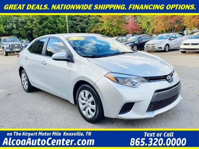 2016 Toyota Corolla LE w/Entune multimedia in Louisville, TN 37777