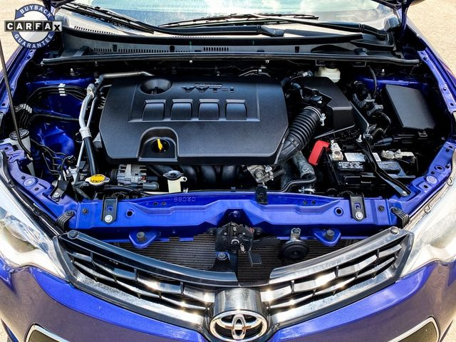2016 Toyota Corolla S Plus Madison, NC 32