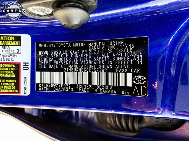 2016 Toyota Corolla S Plus Madison, NC 36
