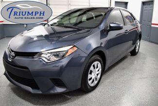 2016 Toyota Corolla LE in Memphis TN, 38128